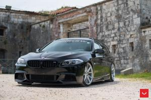 BMW 5-Series Touring on Vossen Wheels (VFS1)