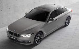 BMW 530Li Luxury Line 2017 года (CN)
