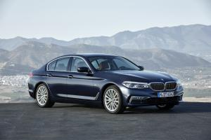 BMW 530d xDrive Sedan Luxury Line 2017 года (WW)
