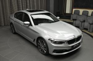 BMW 540i Sport Line by Abu Dhabi Motors 2017 года