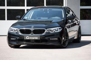 BMW 540i by G-Power 2017 года
