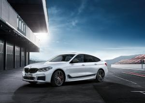 2017 BMW 6-Series Gran Turismo M Performance Accessories