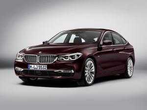 BMW 630d xDrive Gran Turismo Luxury Line 2017 года (WW)