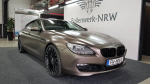 2017 BMW 640d xDrive Gran Coupe by Folienwerk-NRW