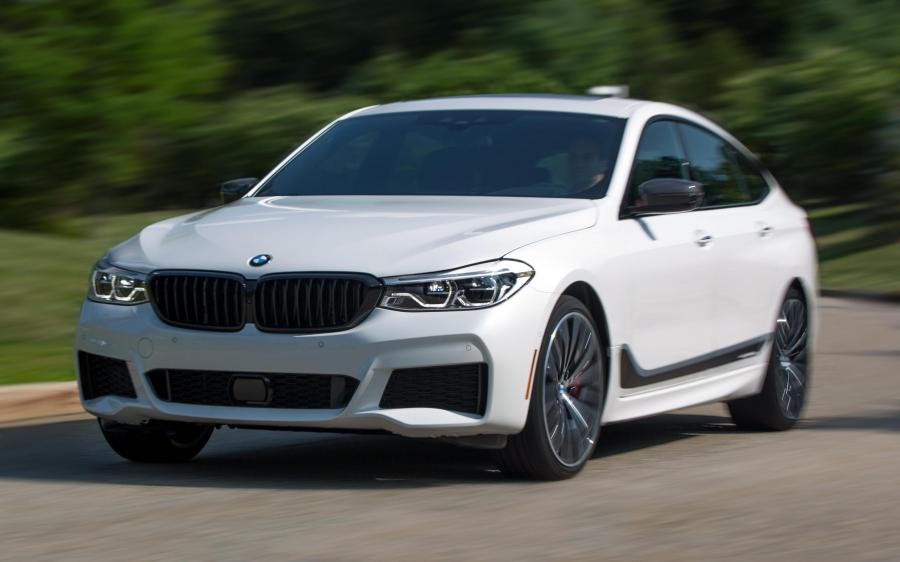 BMW 640i Gran Turismo M Performance Parts (G32) (NA) '2017