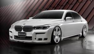 BMW 7-Series Black Bison by Wald 2017 года