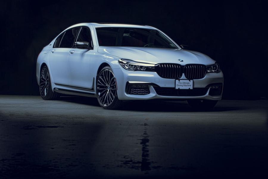 BMW 740e iPerformance M Performance Accessories