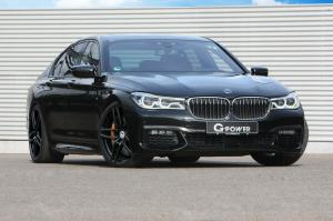 BMW 750d xDrive by G-Power 2017 года