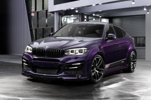 BMW CLR X6R by Lumma Design