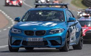 BMW M2 Coupe 24 Hours of Le Mans Safety Car 2017 года