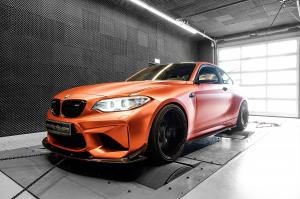 BMW M2 Coupe 3.0 Turbo by Mcchip-DKR 2017 года
