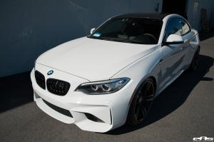 BMW M2 Coupe Alpine White by EAS 2017 года