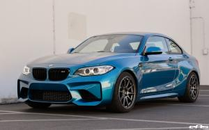 BMW M2 Coupe Long Beach Blue by EAS 2017 года