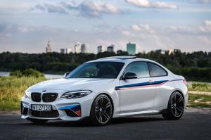 2017 BMW M2 Coupe M Performance Accessories