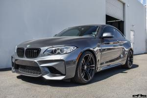 BMW M2 Coupe Mineral Gray M Performance by EAS