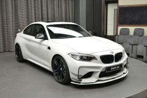 2017 BMW M2 Coupe by AC Schnitzer and Abu Dhabi Motors