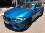 BMW M2 Coupe by Impressive Wrap 2017 года