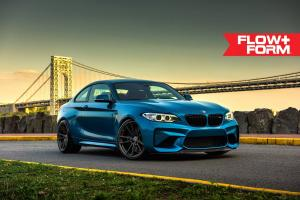 2017 BMW M2 Coupe on HRE Wheels (FF04)