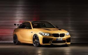 2017 BMW M2 MH2 630 by Manhart Racing