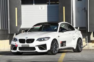 BMW M2 Race Line by dAHLer 2017 года