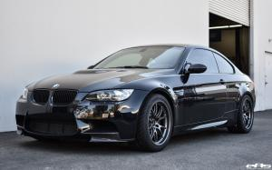 BMW M3 Coupe Jerez Black by EAS 2017 года