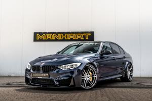 2017 BMW M3 MH3 550 30 Years Edition by Manhart Racing