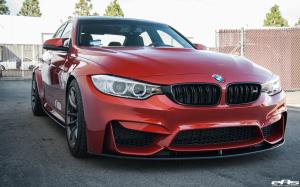 2017 BMW M3 Sedan Sakhir Orange by EAS