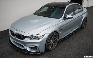 BMW M3 Sedan in Silverstone Metallic by EAS 2017 года