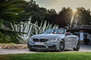 2017 BMW M4 Convertible M Performance Parts