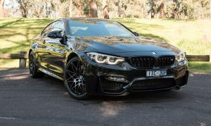 2017 BMW M4 Coupe Competition Package