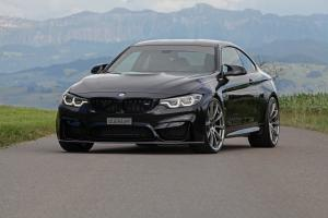 BMW M4 Coupe Competition Package by dAHLer 2017 года