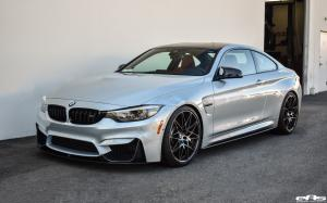 2017 BMW M4 Coupe Silverstone Metallic by EAS