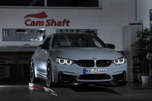 2017 BMW M4 Coupe by Cam Shaft