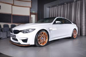 2017 BMW M4 GTS by Abu Dhabi Motors