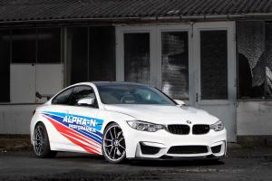 2017 BMW M4 RS by Alpha-N Performance