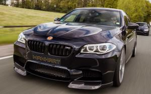 BMW M5 MH5 800 by Manhart Racing