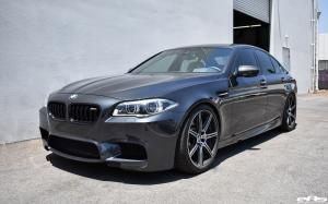 BMW M5 Singapore Gray by EAS
