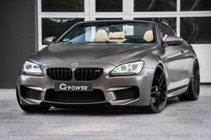 BMW M6 Convertible by G-Power 2017 года