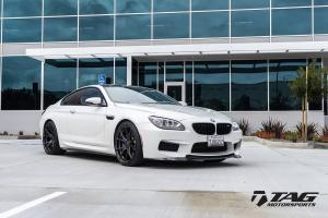 2017 BMW M6 Coupe by TAG Motorsports on Vorsteiner Wheels (V-FF 103)