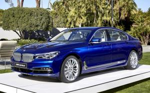 BMW M760Li xDrive V12 Excellence Manufactur 2017 года