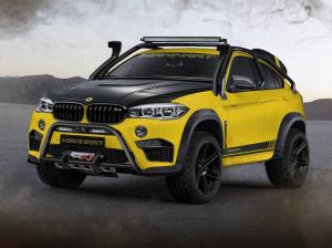 BMW MHX6 Dirt2 Concept by Manhart Racing