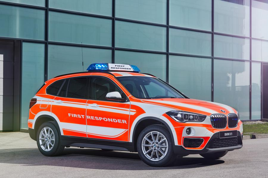 BMW X1 xDrive18d First Responder