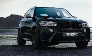 BMW X5 M Black Fire Edition 2017 года