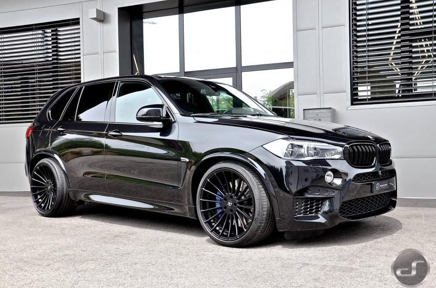 BMW X5 M Black Series by DS Automobile