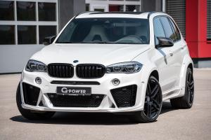BMW X5 M Typhoon by G-Power 2017 года
