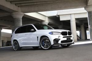 2017 BMW X5 M by 3D Design