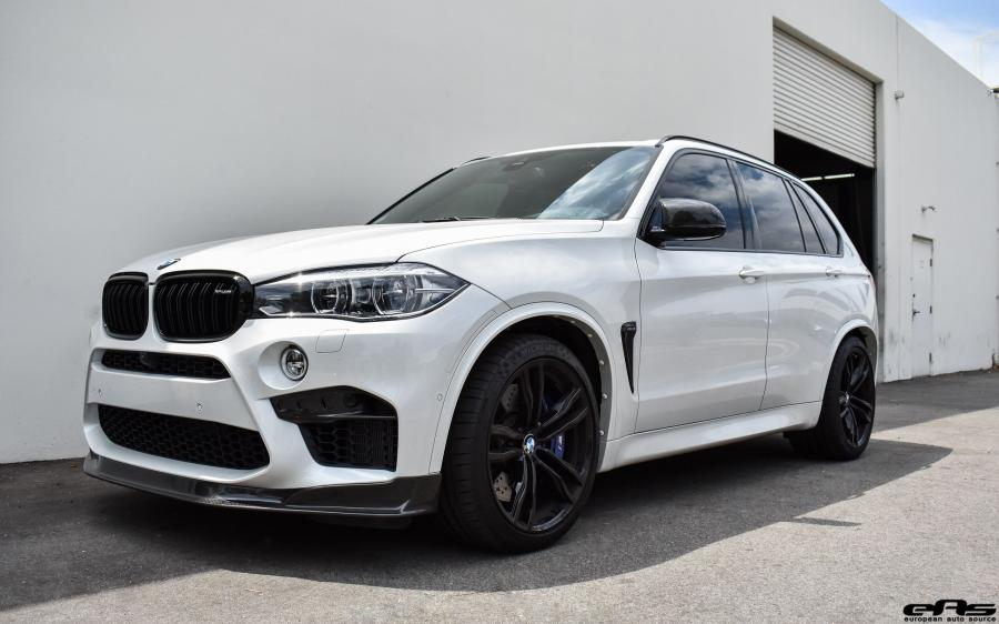 BMW X5 M by iND and EAS