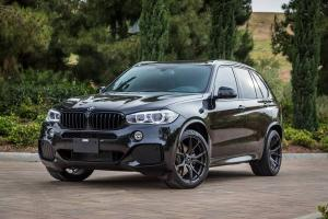 2017 BMW X5 M on Vorsteiner Wheels (V-FF 103)
