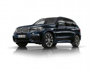 BMW X5 xDrive50i Special Edition 2017 года
