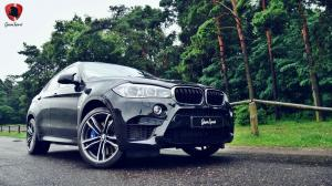 BMW X6 M by Gran Sport and Hamann 2017 года